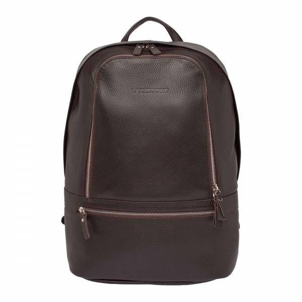 Купить Мужской городской рюкзак Lakestone Timber Brown из коричневой ... 007d441caf6