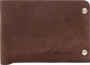 4eb0cc181422 Портмоне кожаное мужское Lakestone Dakin Brown коричневого цвета ...